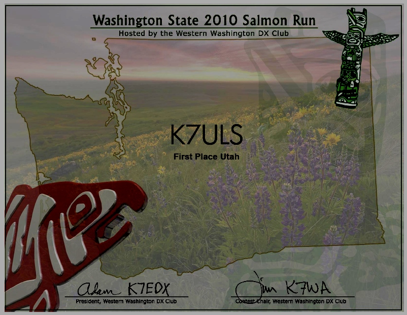 2010 SALMON RUN