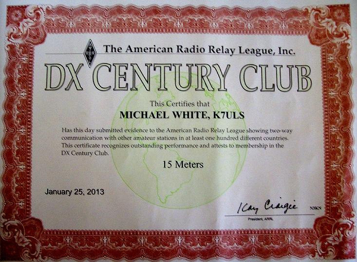 DXCC 15