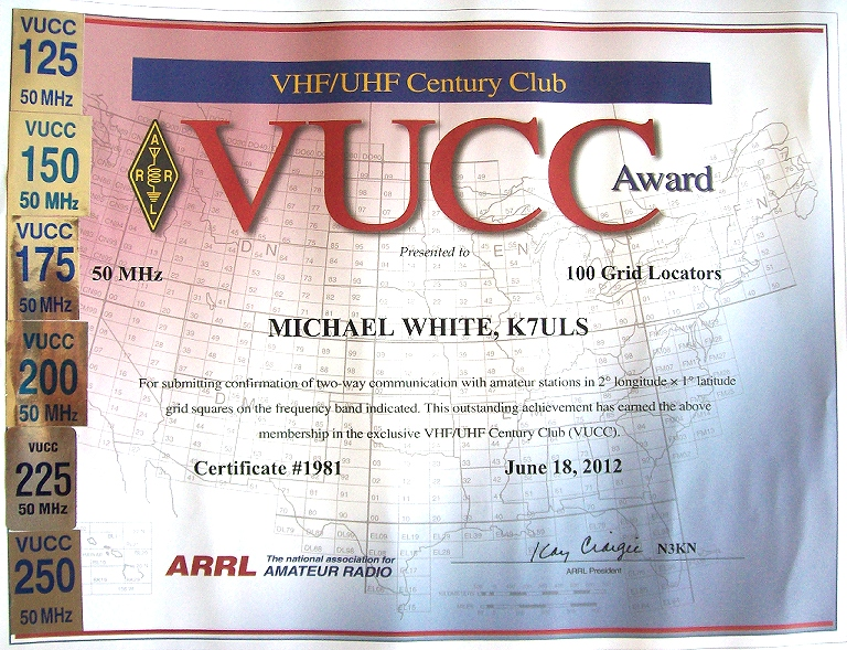 VUCC 50