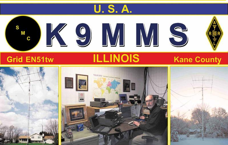 QSL image for K9MMS