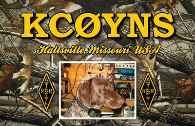 QSL image for KC0YNS