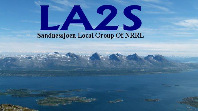 QSL image for LA2S
