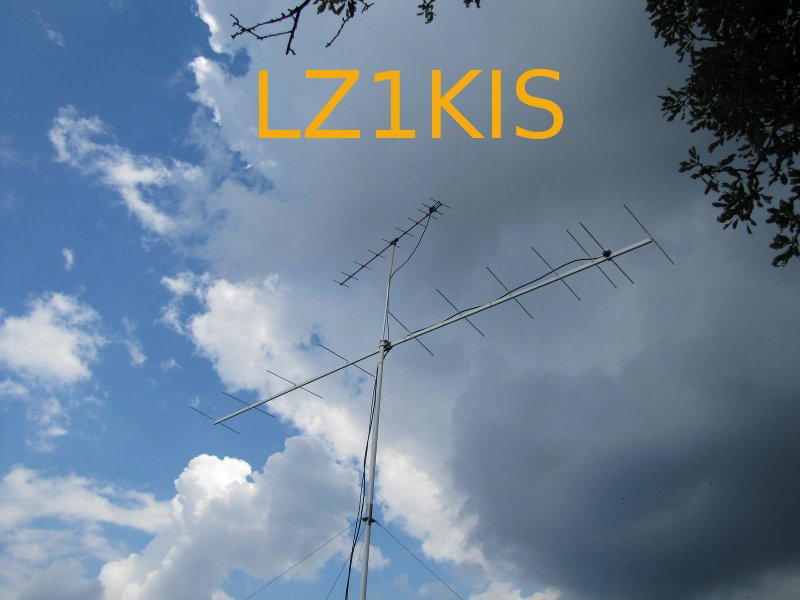 QSL image for LZ1KIS