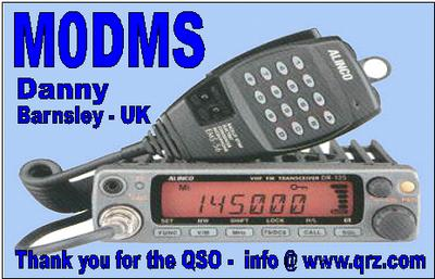 QSL image for M0DMS