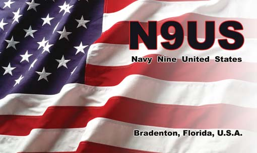 QSL image for N9US