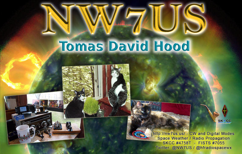 QSL image for NW7US