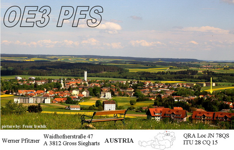 QSL image for OE3PFS