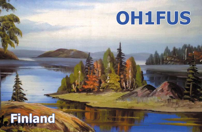 QSL image for OH1FUS