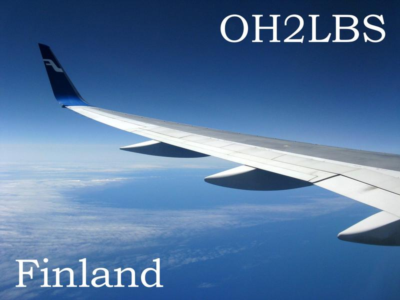 QSL image for OH2LBS