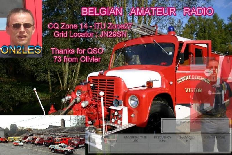 QSL image for ON2LES