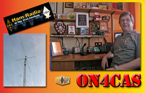 QSL image for ON4CAS