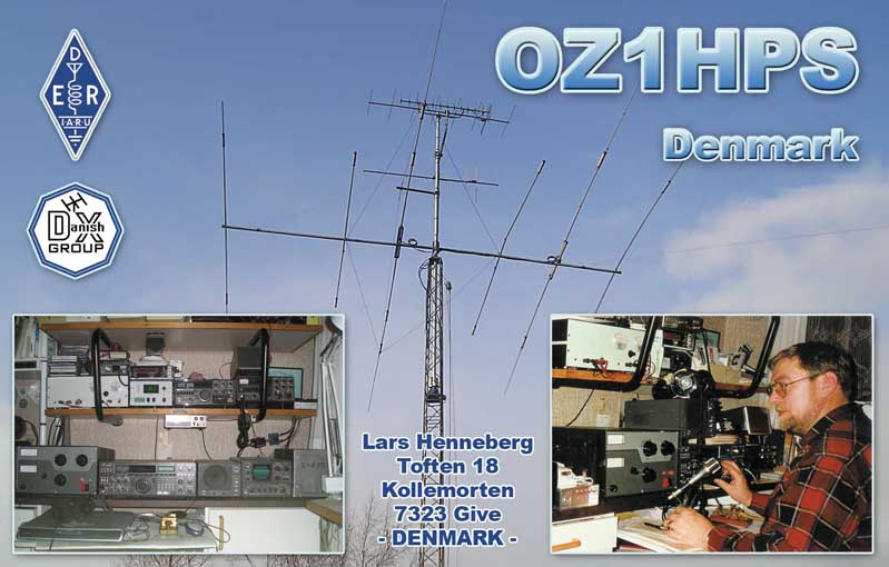 QSL image for OZ1HPS