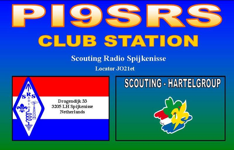 QSL image for PI9SRS