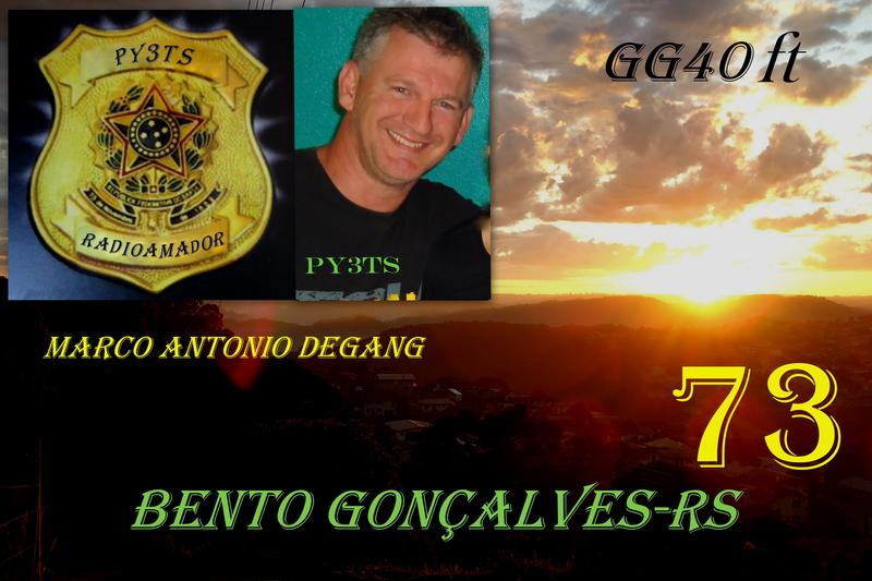 QSL image for PY3TS