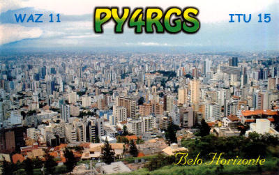 QSL image for PY4RGS
