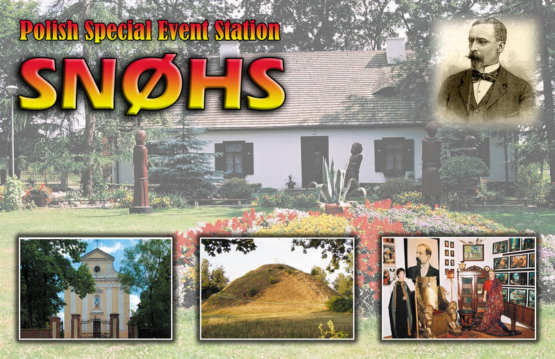 QSL image for SN0HS