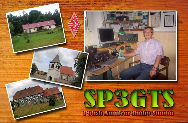 QSL image for SP3GTS