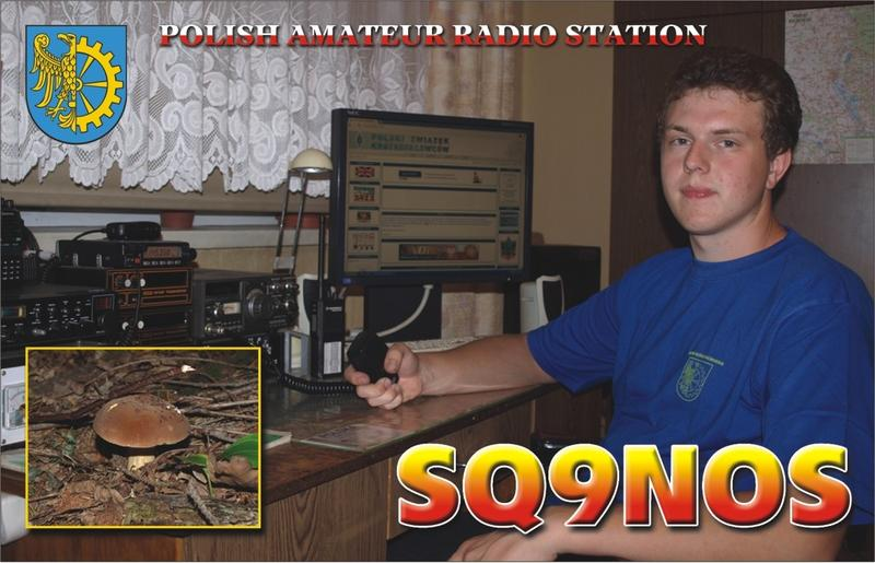 QSL image for SQ9NOS