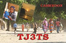 QSL image for TJ3TS