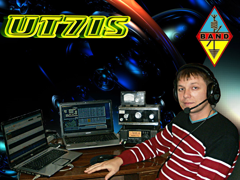 QSL image for UT7IS