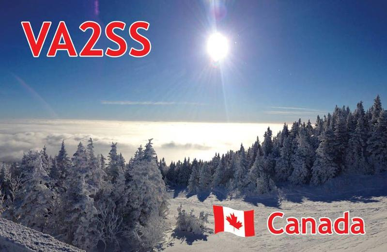 QSL image for VA2SS