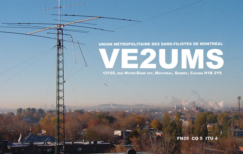 QSL image for VE2UMS