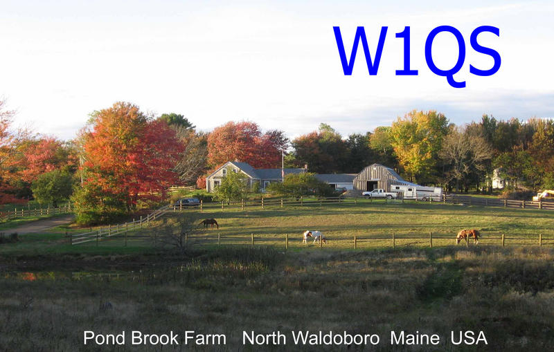 QSL image for W1QS