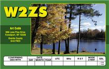 QSL image for W2ZS