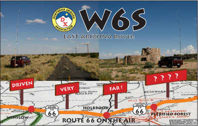 QSL image for W6S