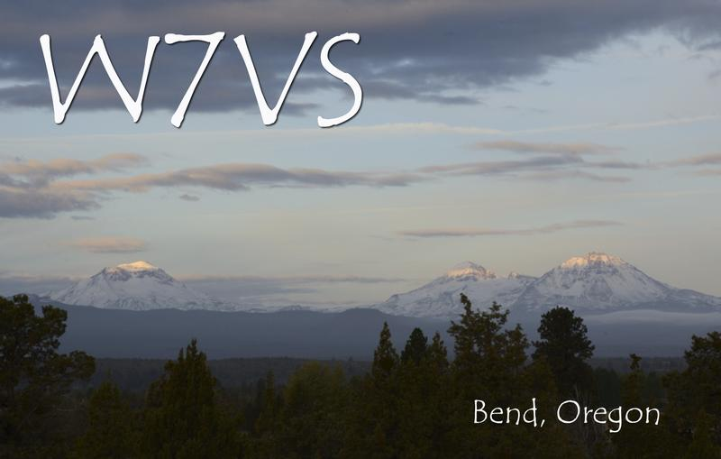 QSL image for W7VS