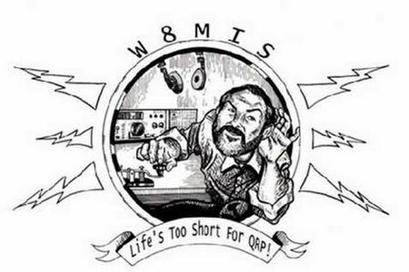 QSL image for W8MIS