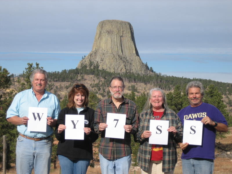QSL image for WY7SS