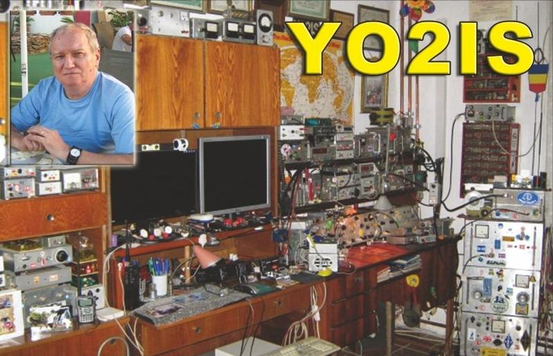QSL image for YO2IS