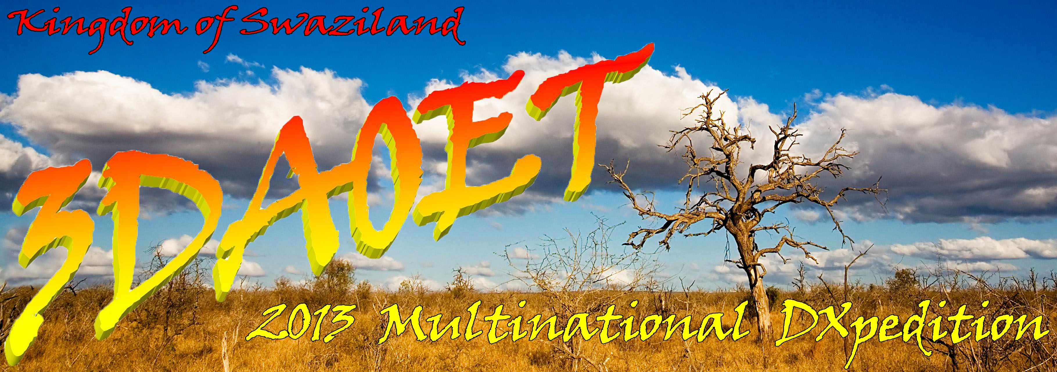 QSL image for 3DA0ET