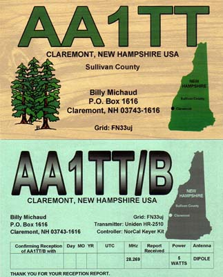 QSL image for AA1TT