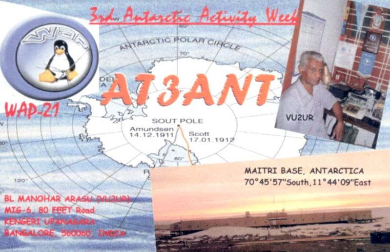 QSL image for AT3ANT