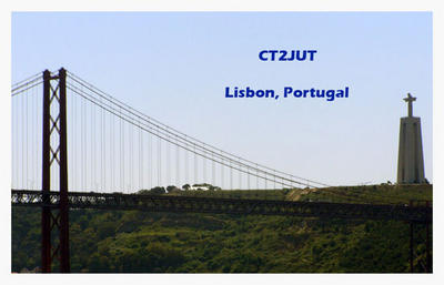 QSL image for CT2JUT