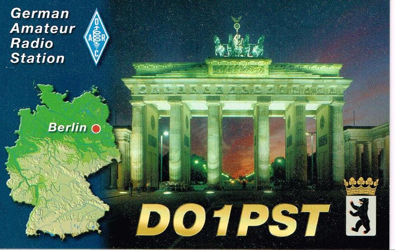 QSL image for DO1PST
