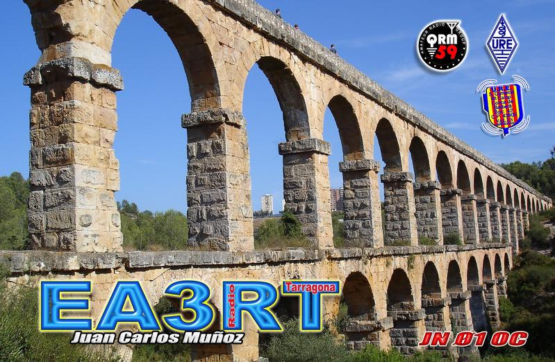 QSL image for EA3RT