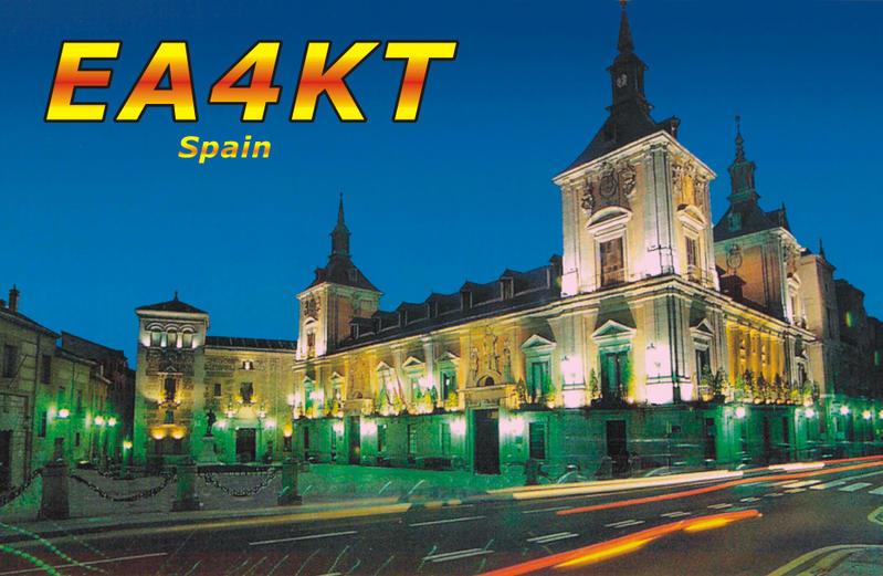 QSL image for EA4KT