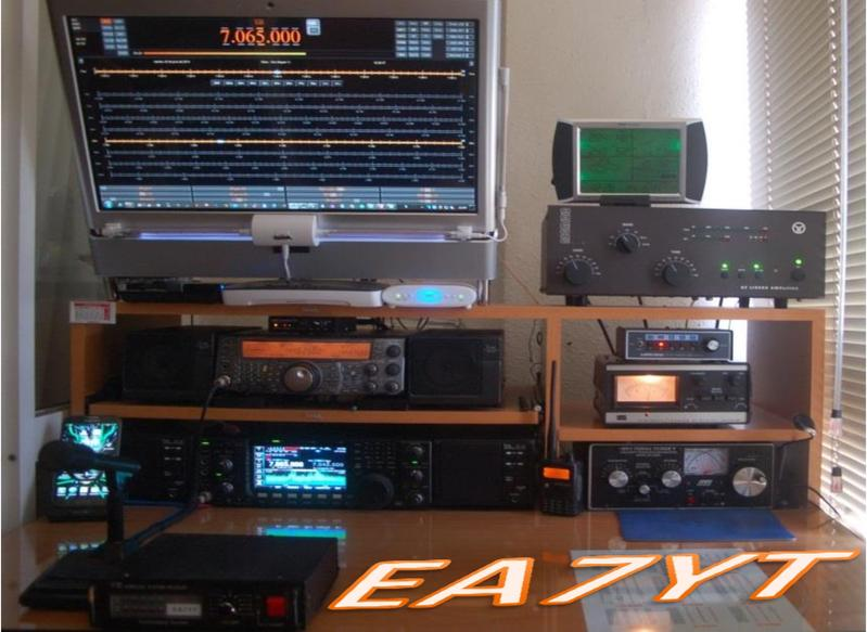 QSL image for EA7YT