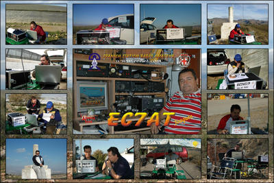 QSL image for EC7AT