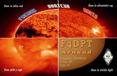 QSL image for F4DPT