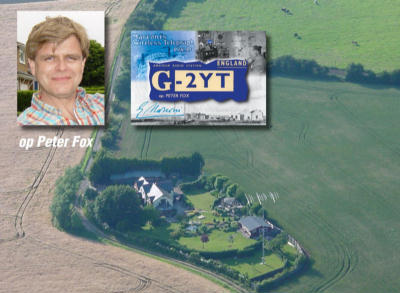 QSL image for G2YT