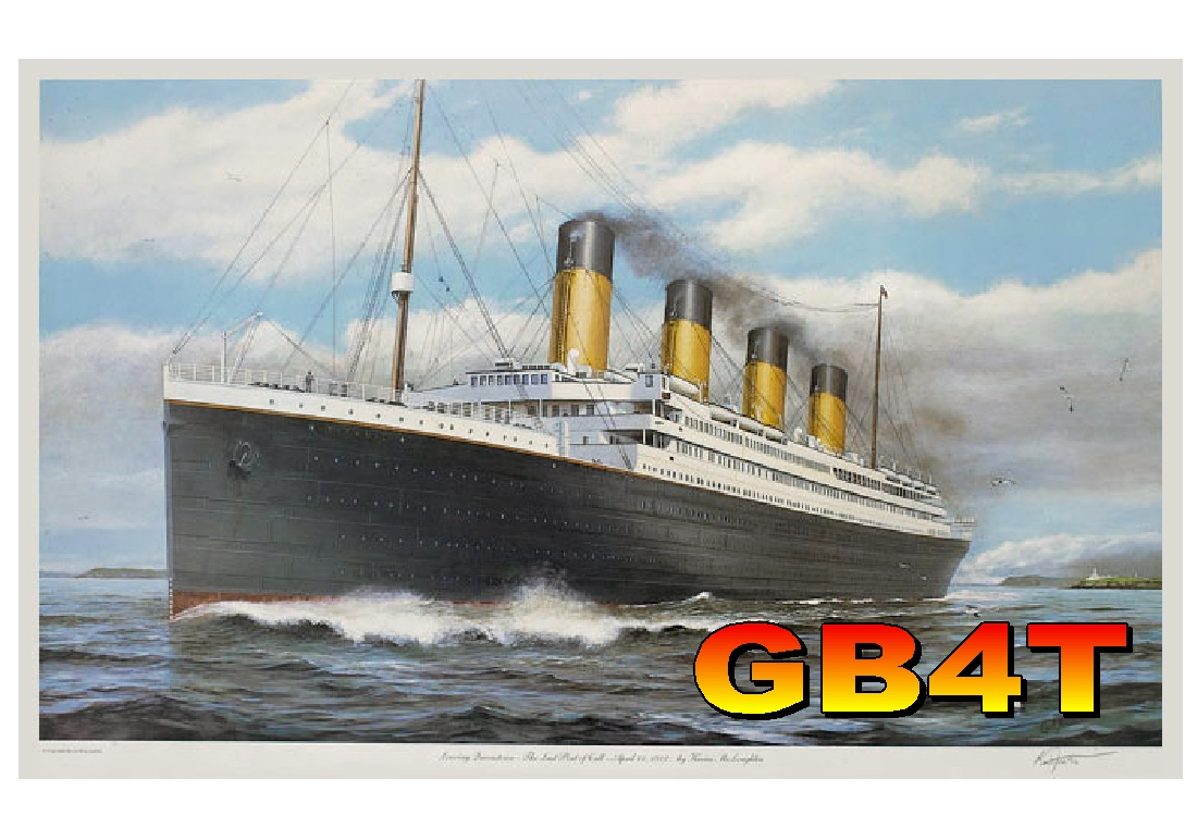 QSL image for GB4T