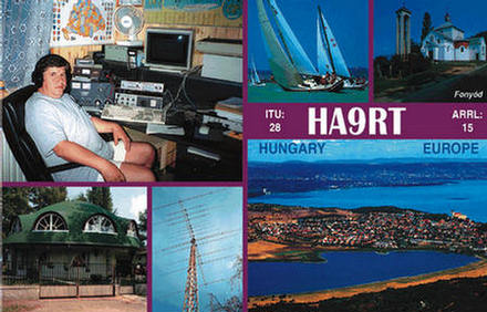 QSL image for HA9RT