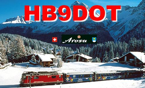 QSL image for HB9DOT
