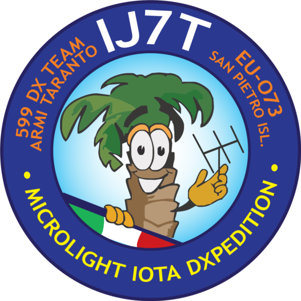 QSL image for IJ7T