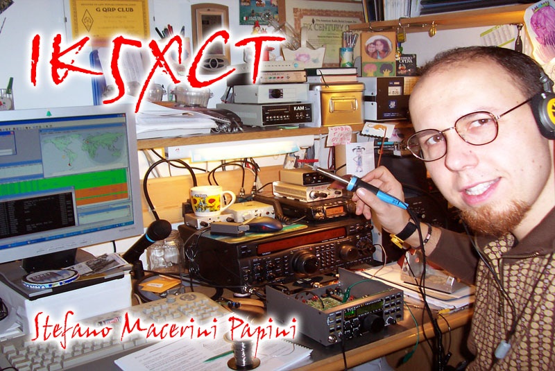 QSL image for IK5XCT