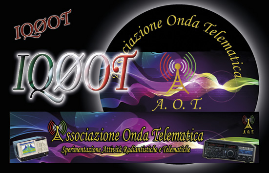 QSL image for IQ0OT